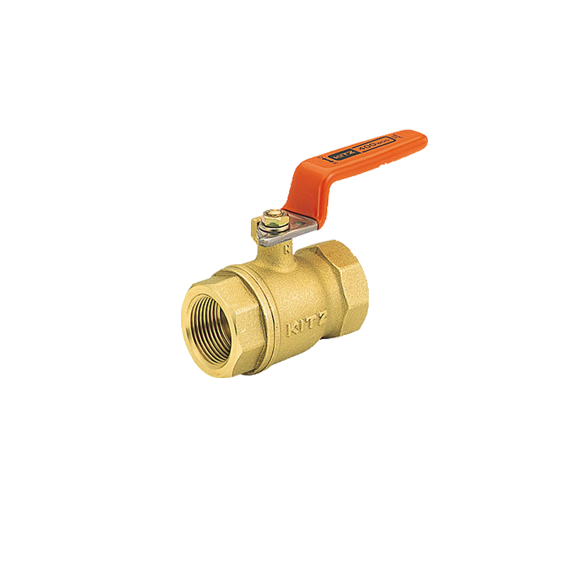Kitz Brass Ball Valve Fig.T