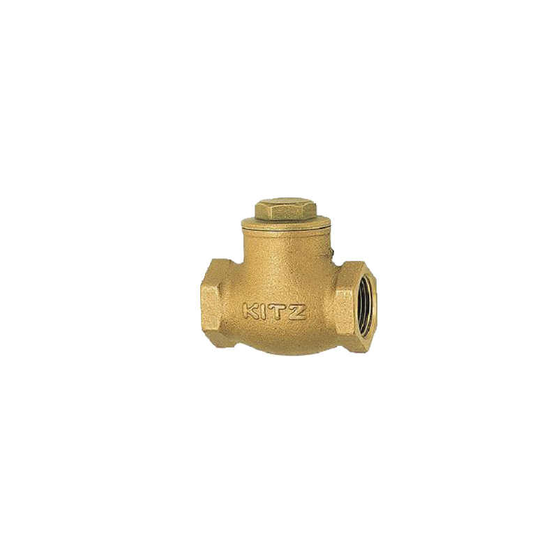 Kitz Bronze Spring Check Valve Fig.R