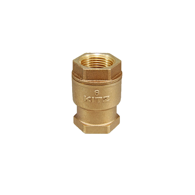 Kitz Bronze Spring Check Valve Fig.RF