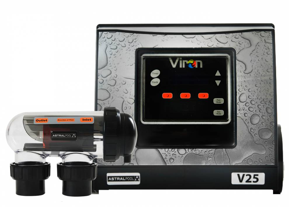 Astral viron salt chlorinator