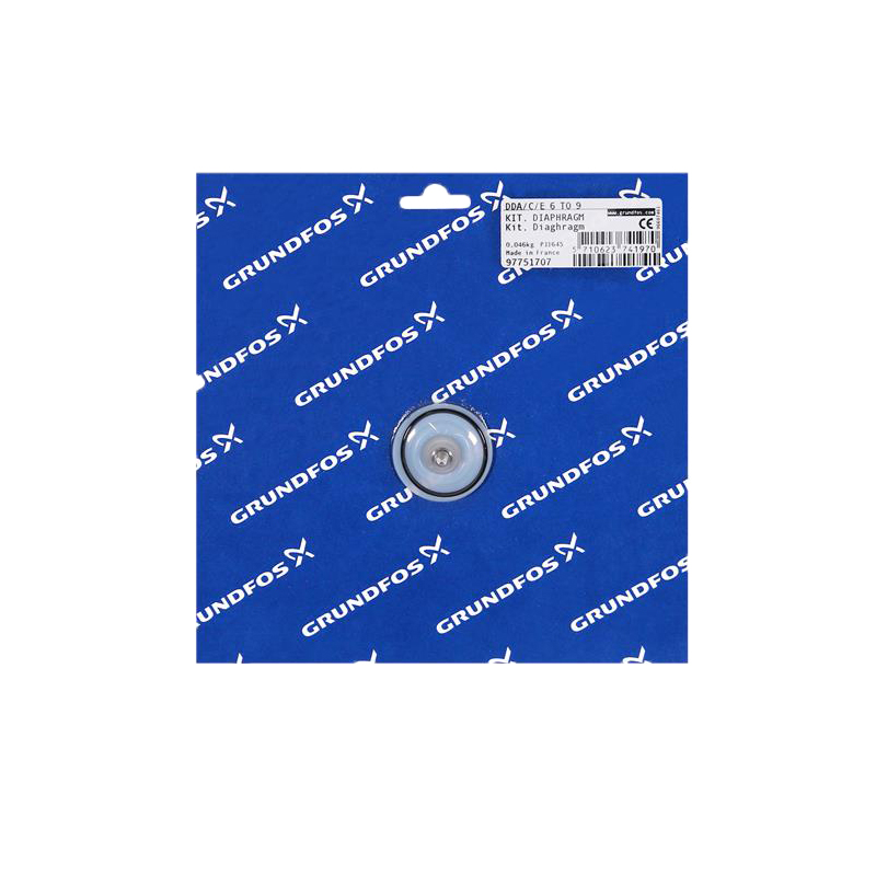 Grundfos Kit, Diaphragm SD-S 97751707