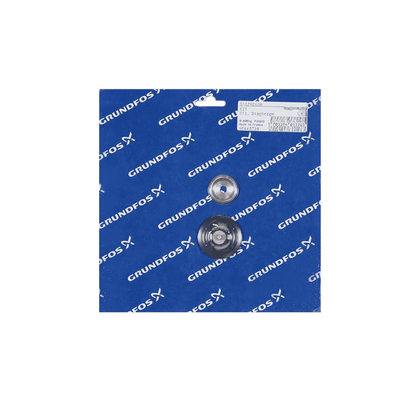 Grundfos Kit, Diaphragm DME/S12 96440739