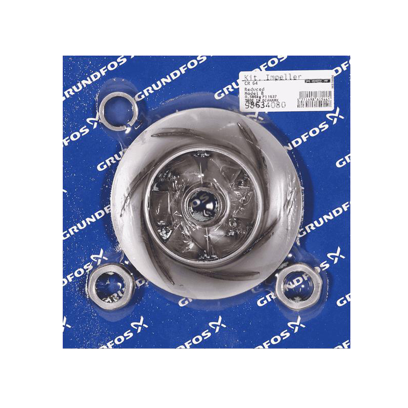 GRUNDFOS Kit, Impeller Reduced CR64 98634080