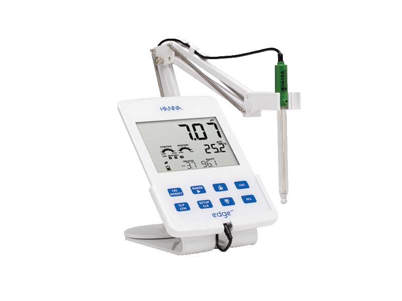 HANNA EDGE® DEDICATED PH/ORP METER รุ่น HI2002