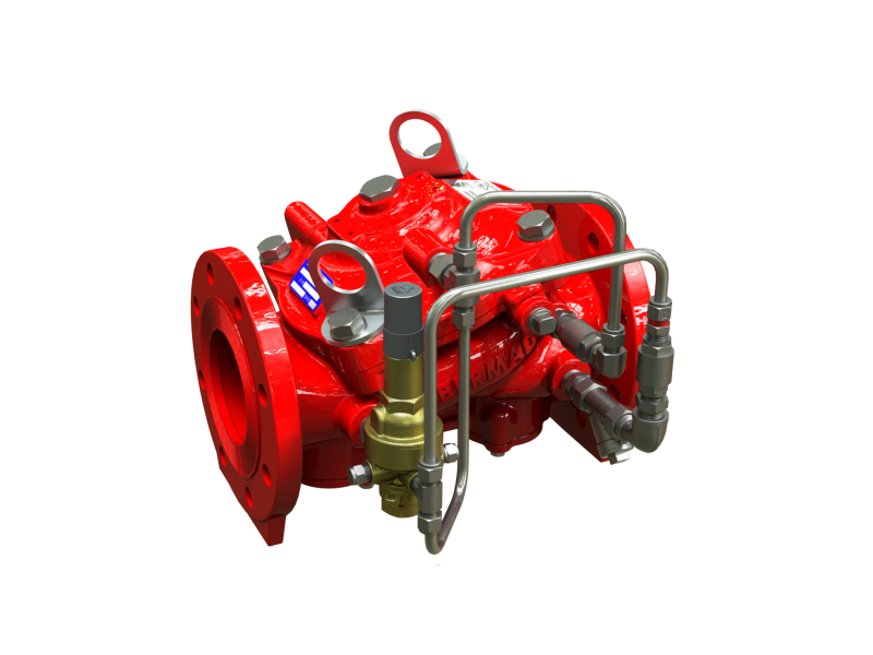 BERMAD Fire Pump Control and Check Valve  42T-20