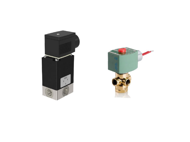 BERMAD 3-Way Solenoid Valve General Purpose and UL-Listed types